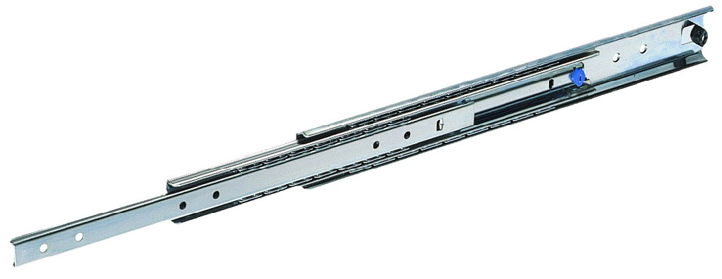 422.22.800 Ball Bearing Drawer Runners, Full Extension, Load Cap