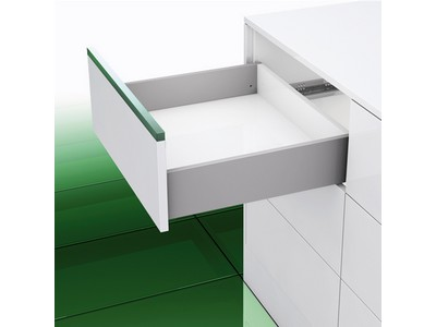 550.48.563 Vionaro drawer set with Dynapro 40 kg Tipmatic