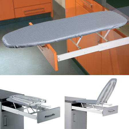 Ironfix Ironing Board Aluminium 56860723