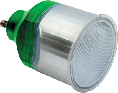 240V/11W GU10 COMPACT FLU REPLACE LAMP 826.31.009