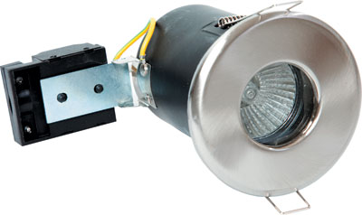 240V/35W CHROME HALOGEN CEILING LIGHT 826.31.015