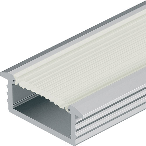 833.72.705 - 2500mm Recessed Aluminium profile