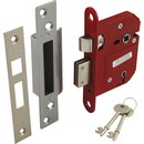 911.02.558 5 lever Mortice Sash lock Brass Effect 67/44mm