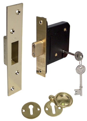5 LEVER DEADLOCK POL BRA 76MM 911.22.414