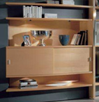 Straight Sliding Cabinet Doors