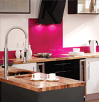 Worktops and Splashbacks