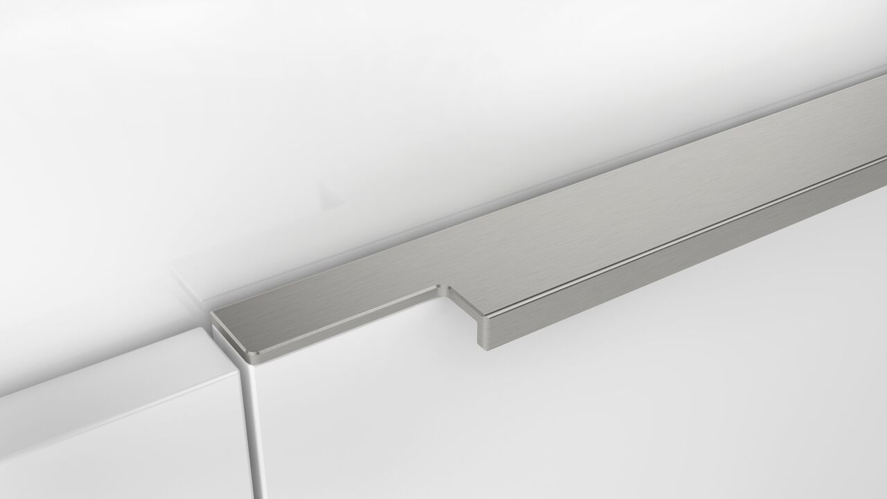 - Profile - Brushed Satin Nickel - 295mm