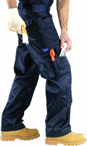 CLICKTRADERS TROUSERS REG 36IN 007.46.205