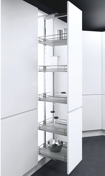 547.49.605 For cabinet width 300 mm, installed height 1900-2150