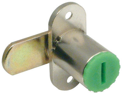 CAM LOCK NICKEL PL 18MM DIR.B 235.59.610
