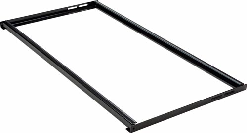 CROSS RAILS BLACK 1172X22MM 424.68.309