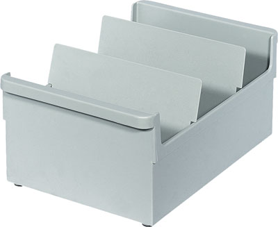 CARD INDEX BOX VARIANT S 350X155X226MM 428.00.556