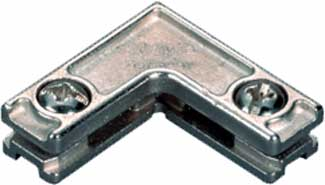 CORNER CONNECTOR 563.29.600 Pack of 10