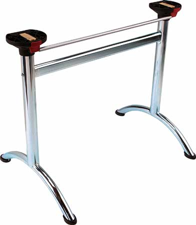 FOLDING TABLE FITTING CHROME 638.32.210