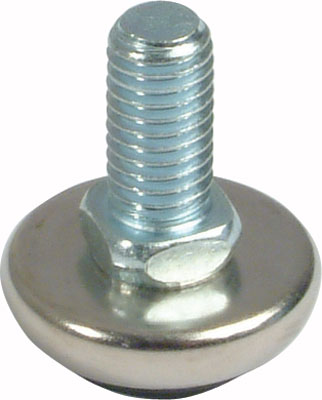 ADJ SCREW NICKEL/BL MD 20X30MM 651.02.909