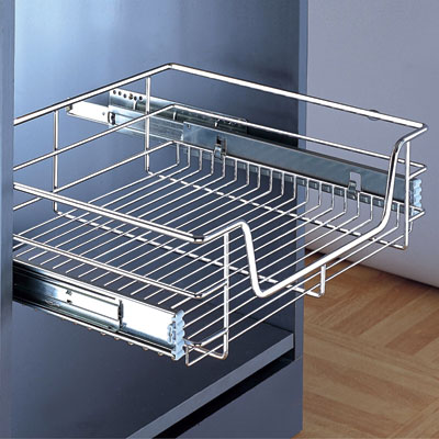 kitchen cabinet pull out wire baskets wire pull out basket 600mm chrome 805 92 201 80592201 9133