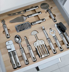 Drawers and Drawer Inserts
