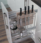 Kitchen Storage (Wirework)